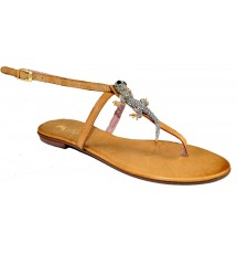 SANDALS 14K01MOYO40 TAUPE