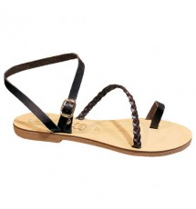 SANDALS 14K01ROD34 BROWN
