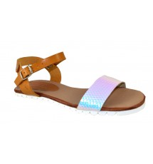 SANDALS 15K01BF28 TAUPE