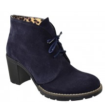 BOOTIES 15X01ATH10K BLUE