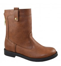 LOW BOOTS 15X01GPD3 TAUPE