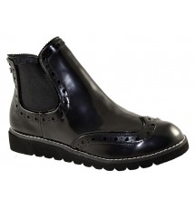 LOW BOOTS 15X01MRM624 BLACK