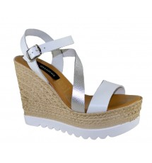 PLATFORMS 16K01GD171 WHITE