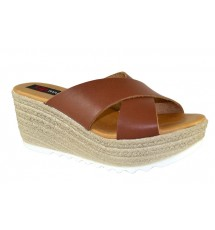 PLATFORMS 16K01MEL512 BROWN