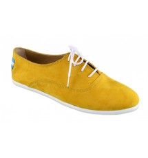 SNEAKERS 16K01PL23K YELLOW