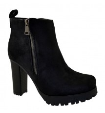 BOOTIES 16X01GP1211 BLACK