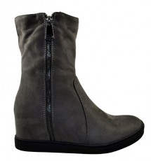 BOOTIES 16X01GP5071 GREY