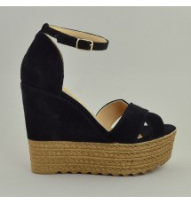 PLATFORMS 17K01FUD47598 BLACK