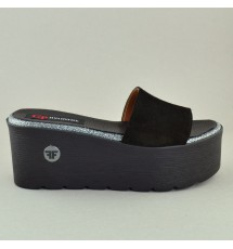 PLATFORMS 17K01FUD50510 BLACK