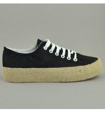 SNEAKERS 17K01GP1156 BLACK