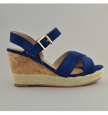 PLATFORMS 17K01HV33450 BLUE
