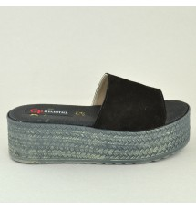 PLATFORMS 17K01PL19 BLACK