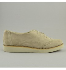 OXFORDS 17K01PL24 ΜΠΕΖ