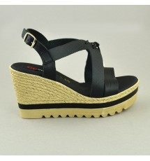 PLATFORMS 17K01SP131 BLACK