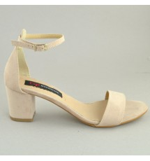 SANDALS 17K01ST515 NUDE