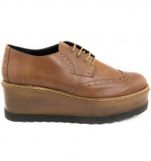 OXFORDS 17X01MEL304 TAUPE