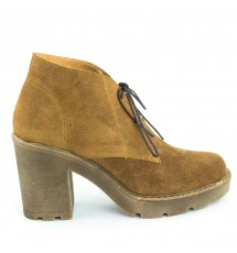 BOOTIES 17X01PL70K TAUPE