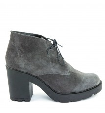 BOOTIES 17X01PL70K GREY