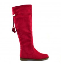 BOOTS 17X01SDC299 RED
