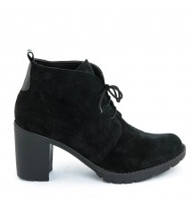 BOOTIES 17X01TSA80K BLACK