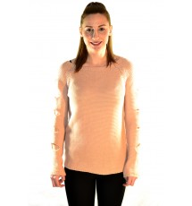 PULLOVER 17X03GP153 PINK