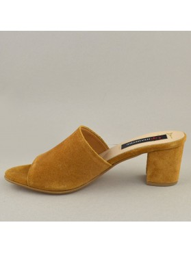 MULES 18K01PL1000 TAUPE