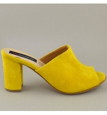 MULES 18K01PL110 YELLOW