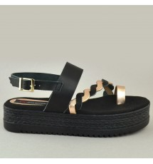 FLATFORMS 18K01ROD122 BLACK