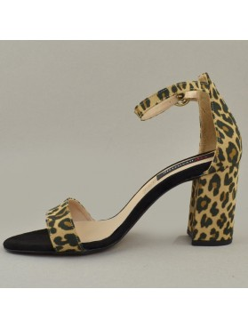 SANDALS 18K01ROD1788 LEOPAR