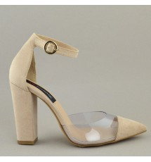 PUMPS 18K01ROD1950 NUDE