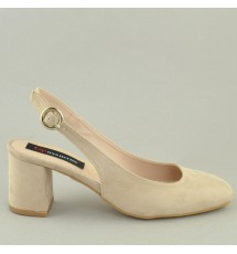 PUMPS 18K01ROD400 NUDE