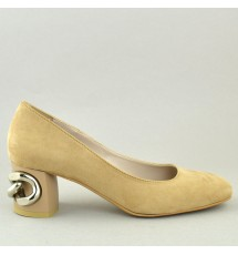 PUMPS 18K01ROD540 BEIGE