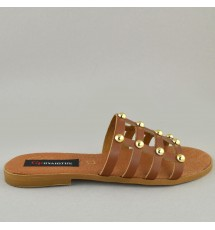SANDALS 18K01ST1 TAUPE