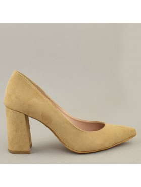 PUMPS 18K01ST717 BEIGE