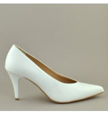PUMPS 18K01ST760 WHITE