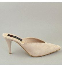 MULES 18K01ST762 NUDE