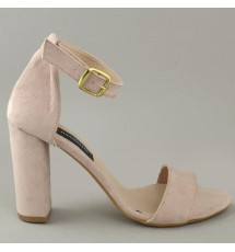 SANDALS 18K01ST817 NUDE