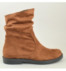 BOOTIES 18X01KX395K TAUPE