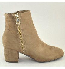 ANKLE BOOTIES 18X01KYL401 CIGAR
