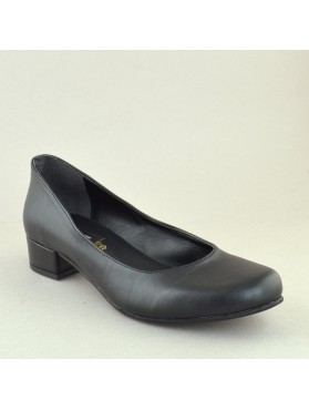 PUMPS 18X01PL1 BLACK