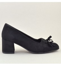 PUMPS 18X01PL10 BLACK