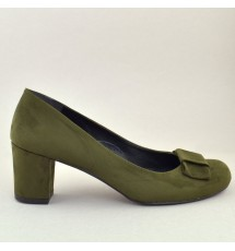 PUMPS 18X01ST320 OLIVE