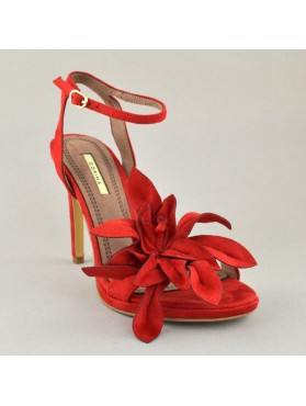 SANDALS 19K01CRN9090 RED