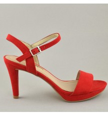 SANDALS 19K01CRN9110 RED