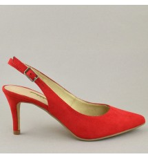 PUMPS 19K01CRN9126 RED