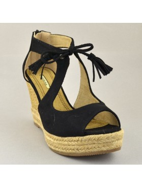 PLATFORMS 19K01CRN9265 BLACK