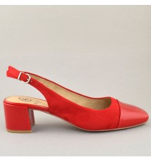 PUMPS 19K01KYL3008 RED