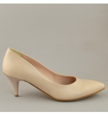 PUMPS 19K01PL140 BEIGE