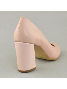 Pumps 19K01PL17 Nude