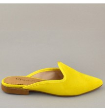 MULES 19K01PL232K YELLOW